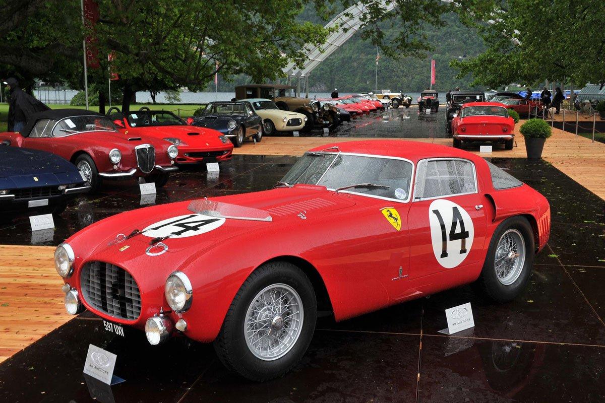 Ferrari 340/375 MM Competizione
