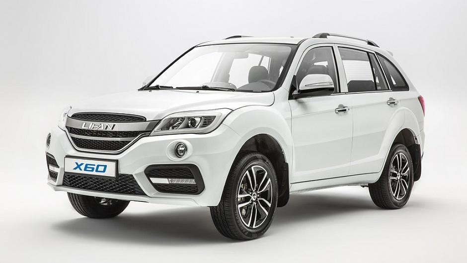 Lifan в 2018 выведет на Российский рынок две новые модели