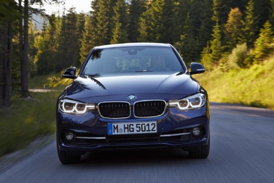Новый седан BMW 3 Series G20 M340i