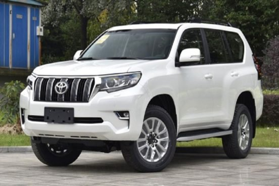 Toyota Land Cruiser Prado 2018 обзавелся новым движком 3.5 литра