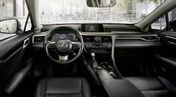 Кроссовер Lexus RX Sport