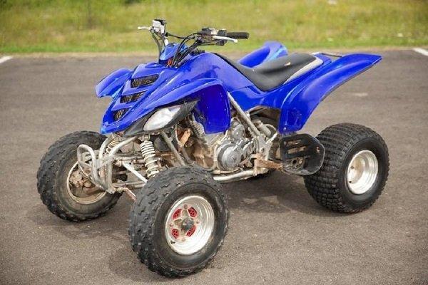 Yamaha Raptor 660R-идеальные тех характеристики