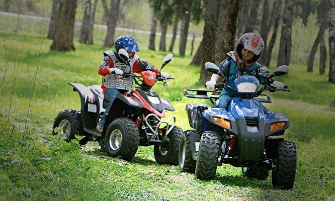 Stels ATV 50-лучший квадроцикл выбор для вашего ребенка