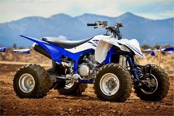 YAMAHA YFZ 450R — лучший спортивный квадроцикл