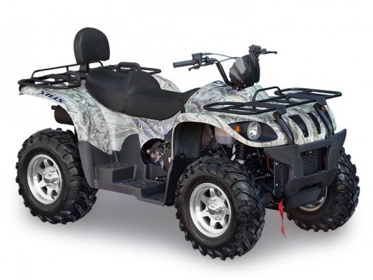 STELS ATV 500 GT- лучший недорогой квадроикл