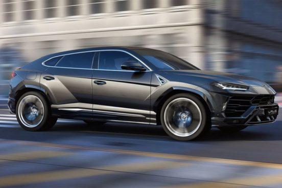 Итальянцы представили быстрейший кроссовер Lamborghini Urus