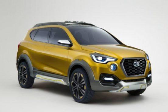 """Японский товарный """"паркетник"""" Datsun представят уже в 2017 году"""
