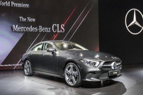 Уже можно заказать Mercedes-Benz CLS нового поколения, озвучена стоимость