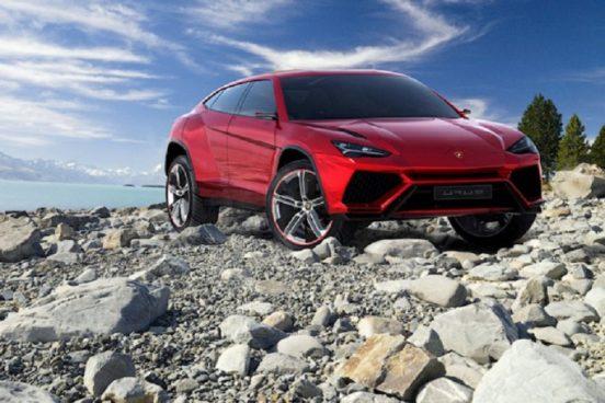 В РФ выкупили все кроссоверы Lamborghini Urus до появления на рынке
