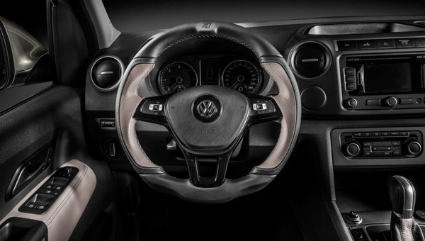 Тюнеры показали свою версию Volkswagen Amarok
