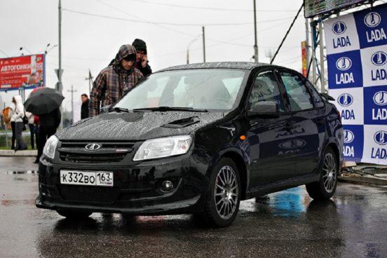 Составлен рейтинг самых дешевых автомобилей в Российской Федерации