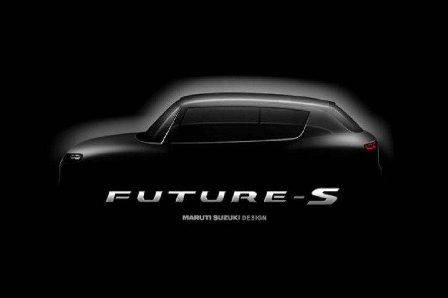 Скоро премьера нового кроссовера Suzuki Future-S