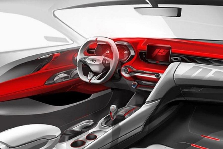 Подробности предстоящей премьеры хэтча Hyundai Veloster