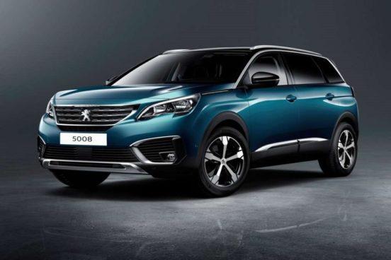 Озвучены сроки появления кроссовера Peugeot 5008 в России