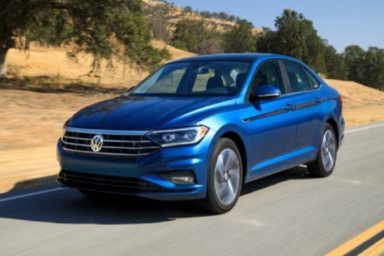 Новый седан Volkswagen Jetta представили официально