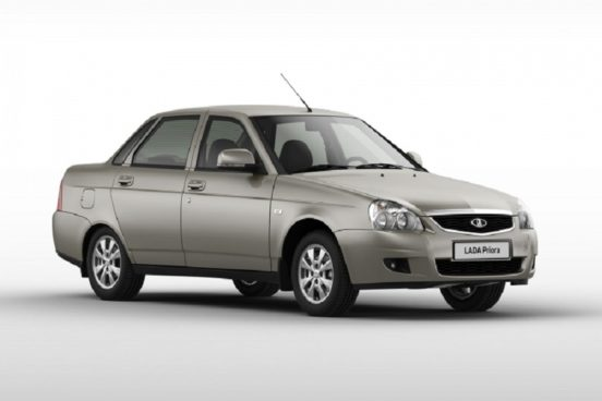 Lada Priora получила две абсолютно новые комплектации