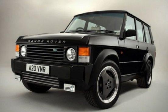 Скоро появится возрожденный классический Range Rover