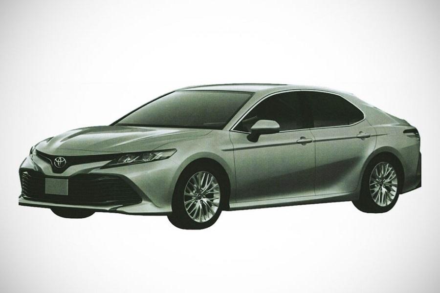 Известны моторы для нового седана Toyota Camry в России