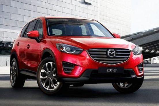 Продажи Mazda в России по итогам 2017 года выросли на 20%
