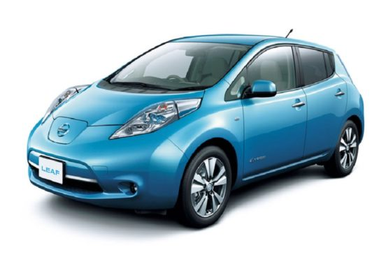 Электромобили Nissan Leaf и e-NV200 могут появится в РФ уже в 2019 году