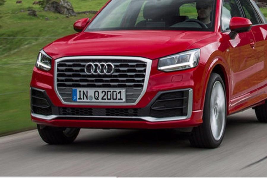 Audi работает над электрическим кроссовером Q2