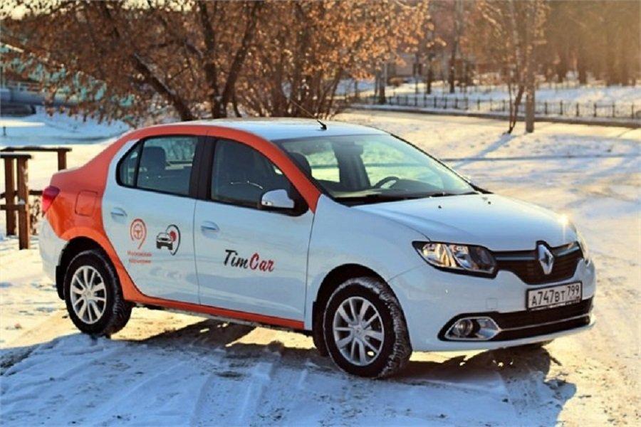 В московском каршеринге TimCar появились Renault Logan и Sandero