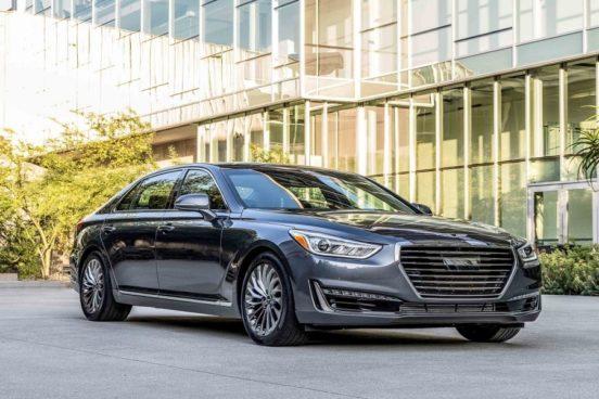 В январе премиум-брэнд Genesis поднял цены на свои автомобили