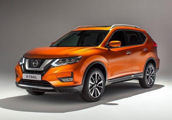 У кроссовера Nissan X-Trail появится гибридная версия