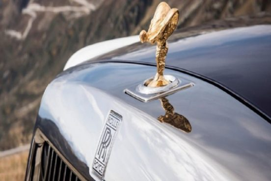 Британский кроссовер Rolls-Royce Cullinan скоро в России