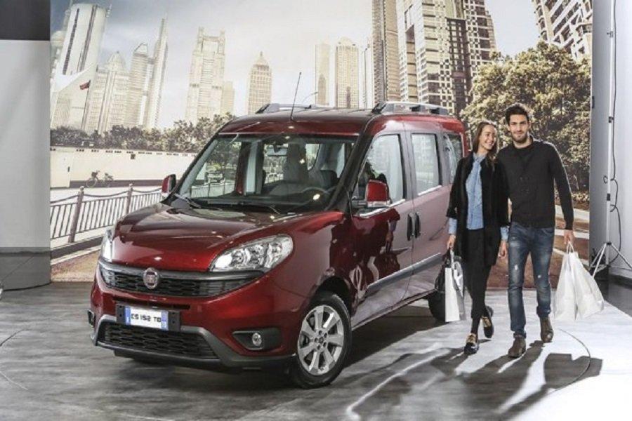 Fiat Doblo снова в России. Озвучены рублевые цены
