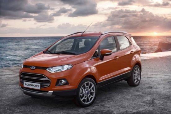 Два американских кроссовера Ford прибавили в цене