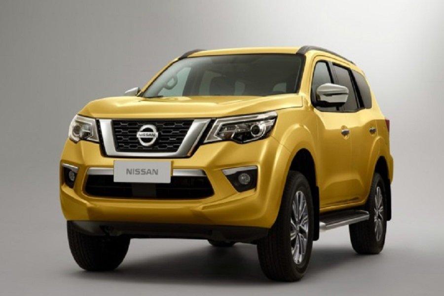 Японцы показали внедорожник Nissan Terra