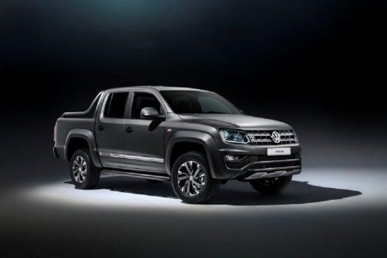 Спецверсия немецкого пикапа Volkswagen Amarok уже в России