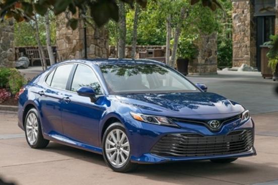 Раскрыты моторы и КПП нового Toyota Camry для РФ