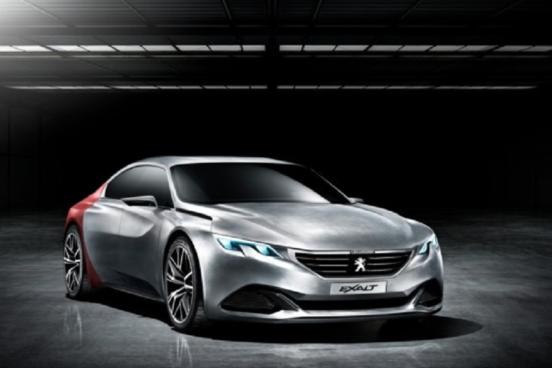 Подробности о презентации нового Peugeot508