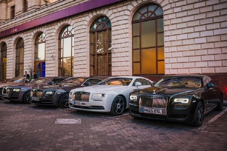 Rolls-Royce теряет свои позиции на рынке России