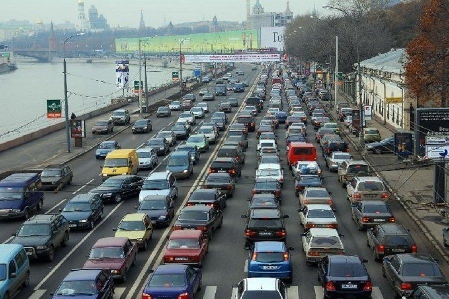 Названа 10-ка самых распространенных машин в столице