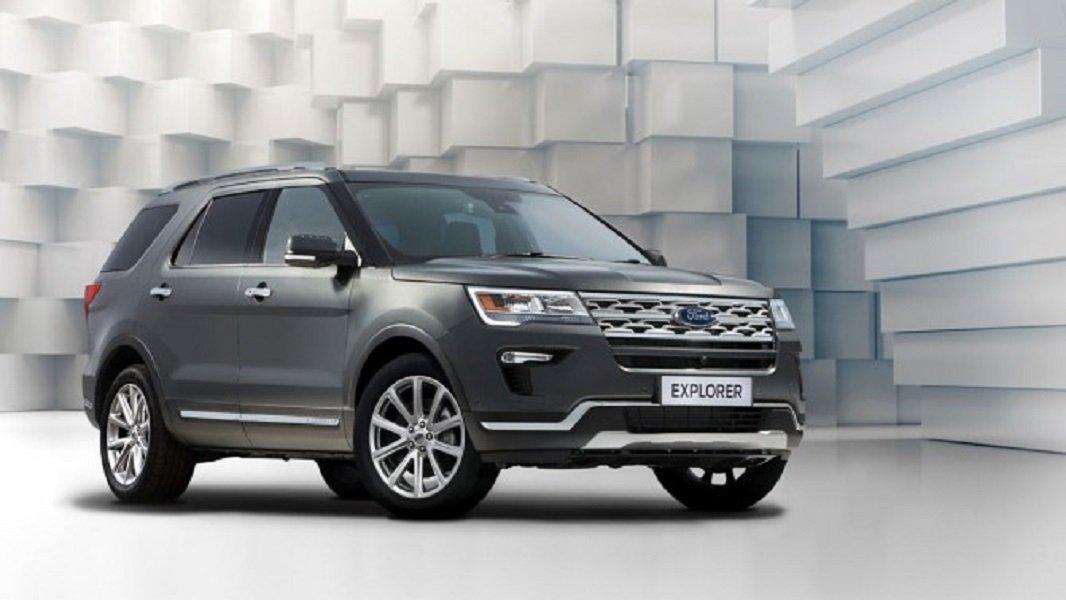 Озвучена стоимость обновленного Ford Explorer для РФ