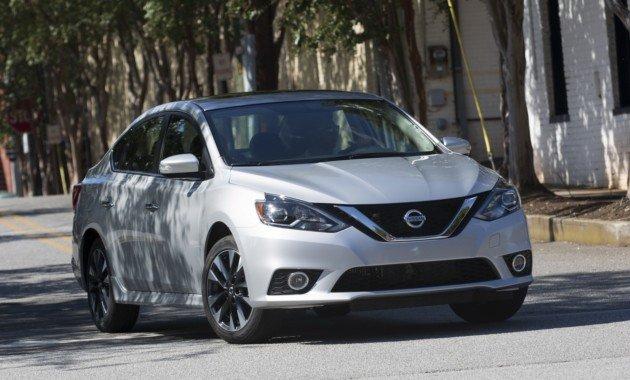 Скоро премьера седана Nissan Sentra нового поколения