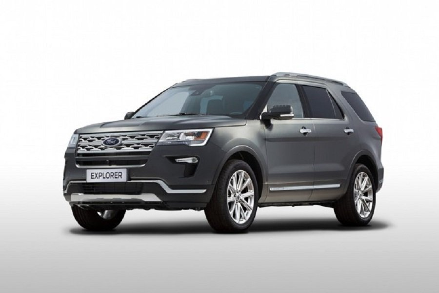 Известны сроки появления обновленного Ford Explorer в РФ