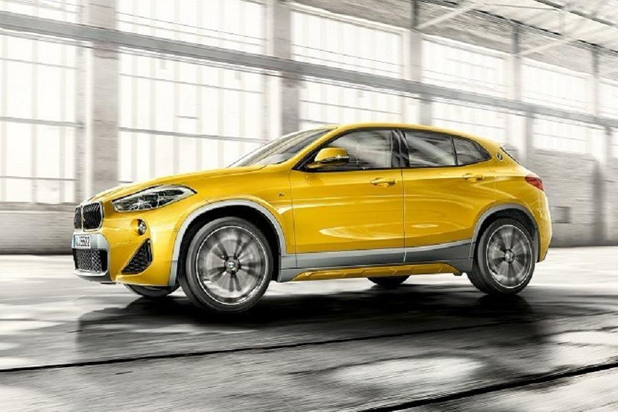 У кроссовера BMW X2 появились новые модификации