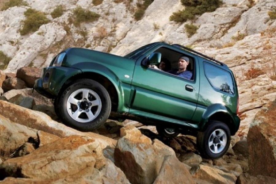 Новое поколение кросса Suzuki Jimny скоро в России