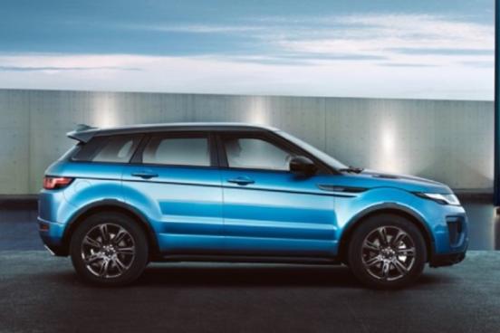 Новый Range Rover Evoque появится на рынке России