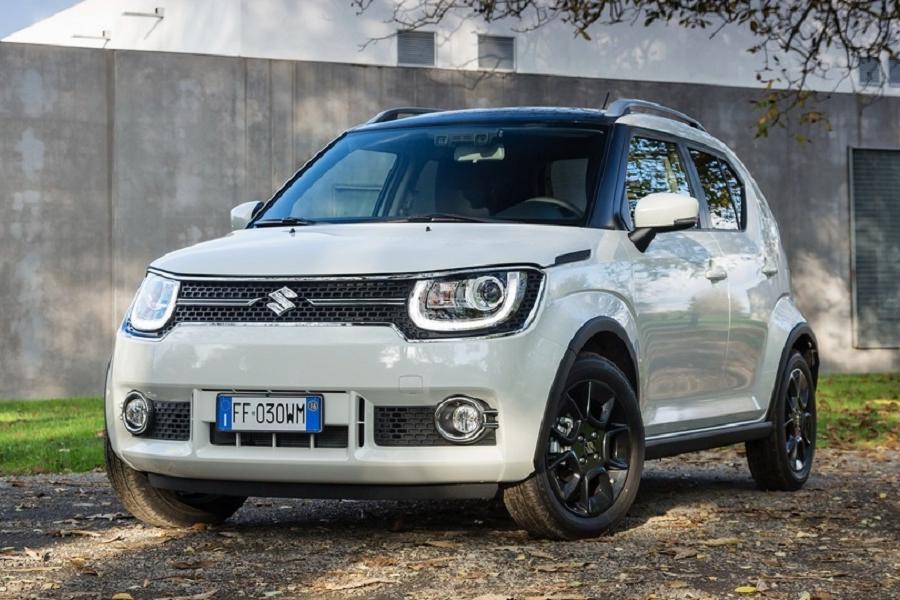 Скоро на рынок России выведут новую модель Suzuki
