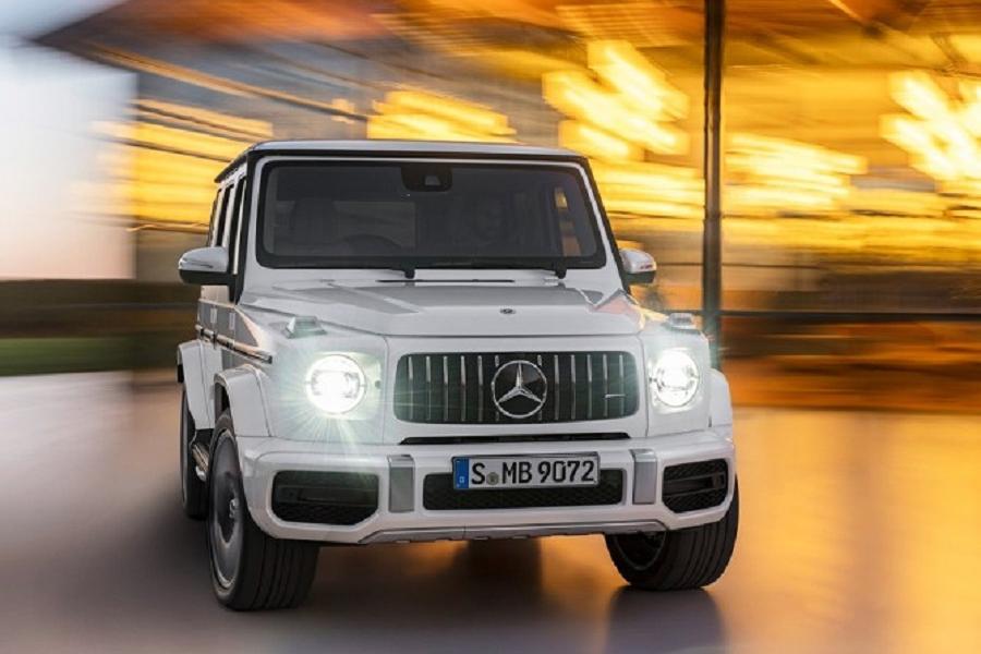 Озвучена стоимость Mercedes-Benz AMG G-Class для России