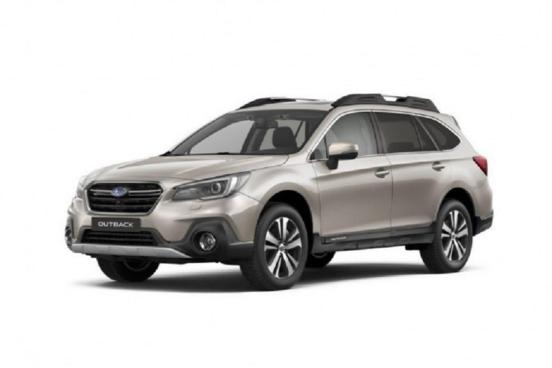 Известны рублевые расценки обновленного Subaru Outback 2018