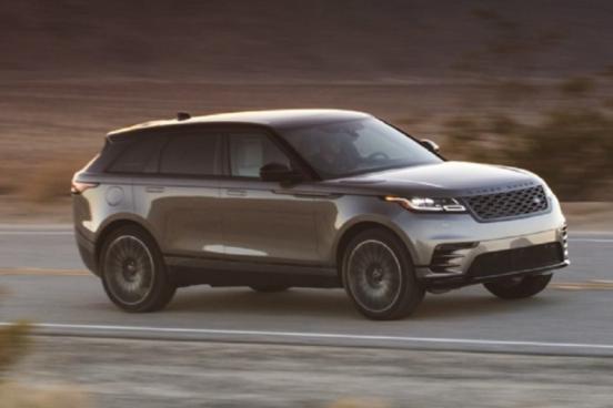 """""""Заряженный"""" Range Rover Velar SVR: озвучены сроки появления в РФ"""