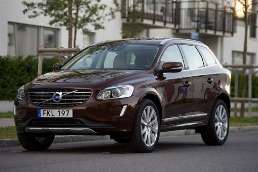 Названы самые продаваемые модели Volvo в России