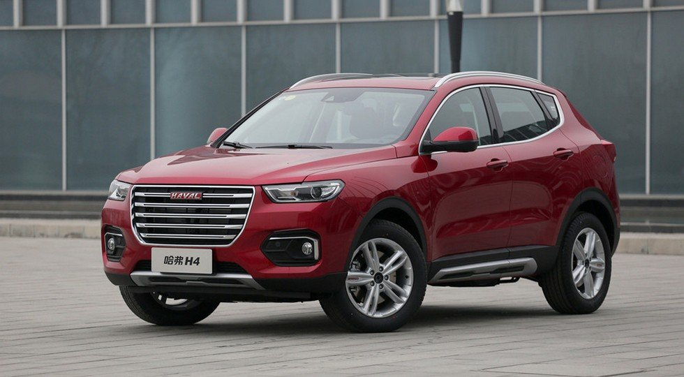 Haval H4 Red Label