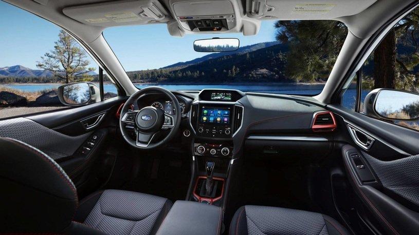 Subaru Forester нового поколения представлен официально